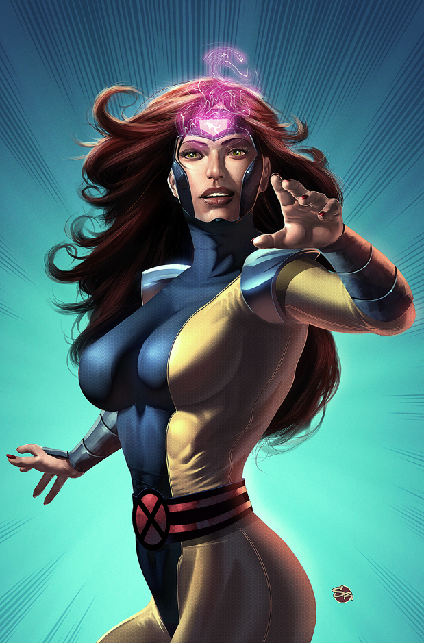 Jean Grey Summer Dark Phoenix XMen