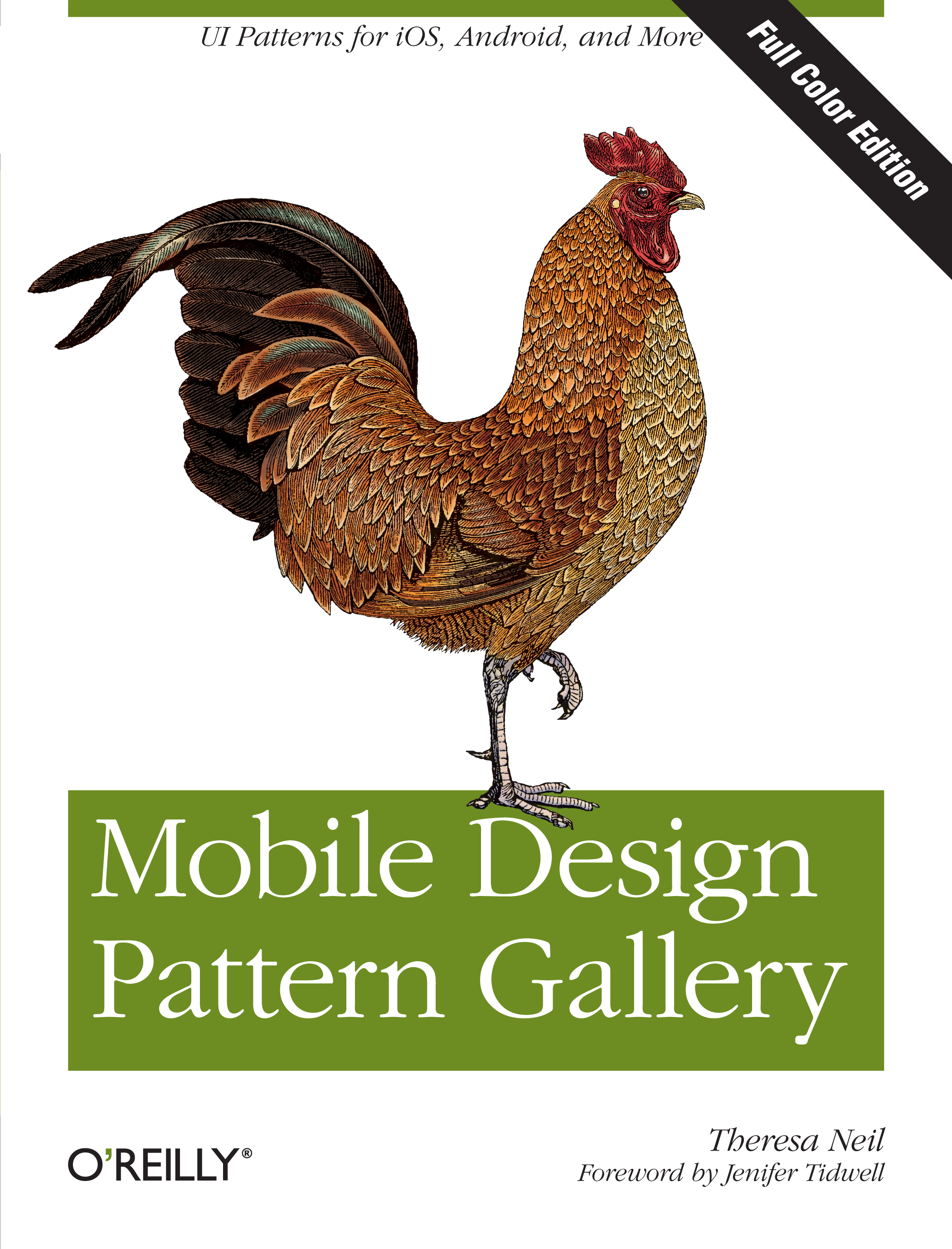 Oreilly Mobile Design Pattern Gallery