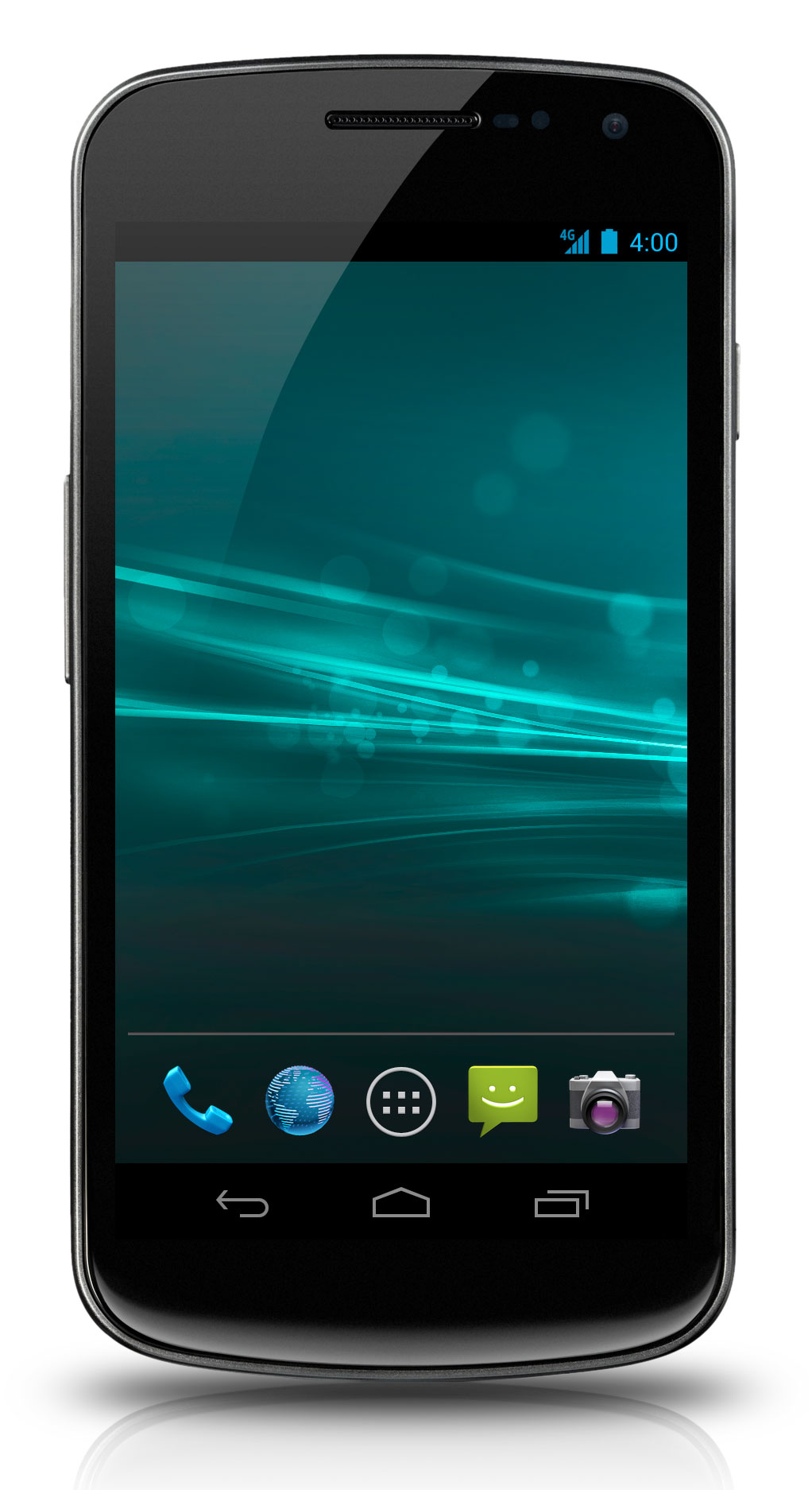 Android Galaxy mockup Preview