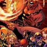 Avengers Sample Cover Art