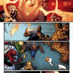 Avengers Storyboard Marvel Universe Comic Book