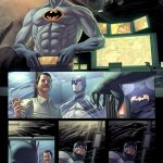 Batman Storyboard DC Comics Universe