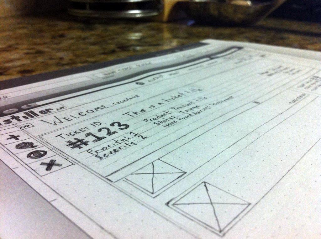 Distiller Mobile App Wireframes Sketch Hand Lettering