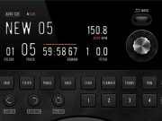 Music Mixer UI Mockup