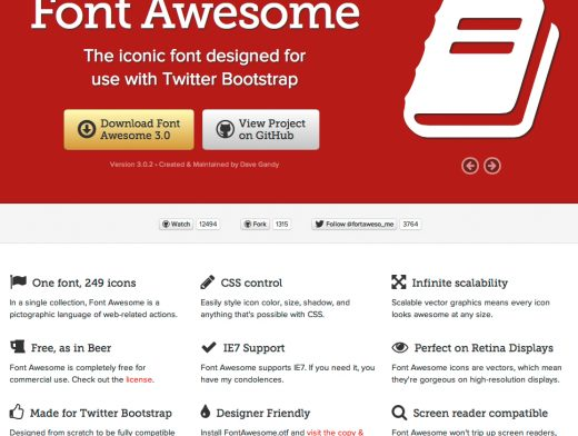 Font Vector Graphic Icon Bootstrap