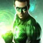 The Green Lantern DC Comics Universe