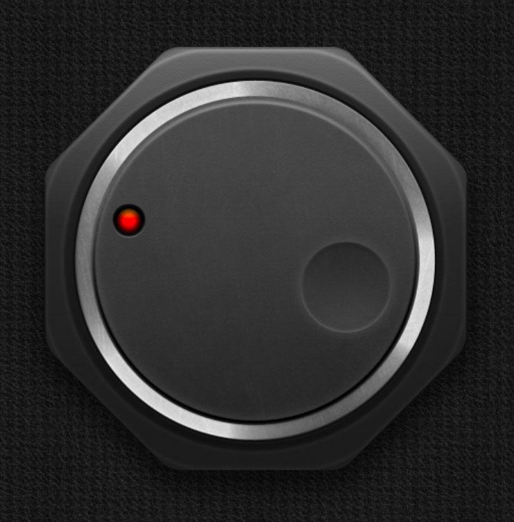Jog Wheel Dial Indicator Light