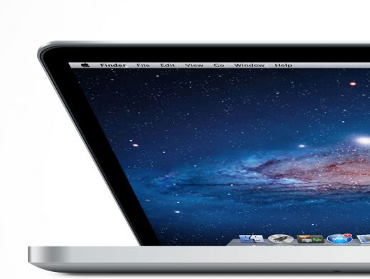 Mobile Macbook Pro PSD Mockup Templates