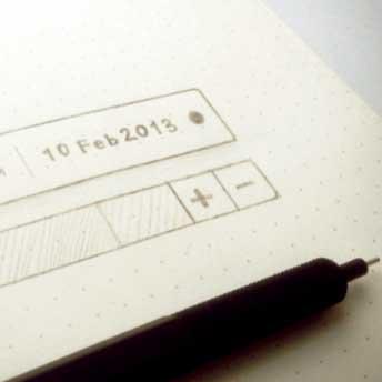 Sketching-user-interfaces