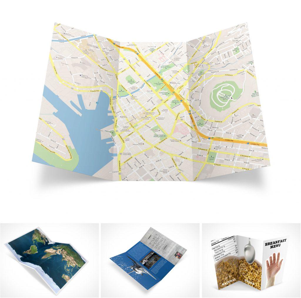 PSD Mockup Flyer Brochure Leaflet Templates