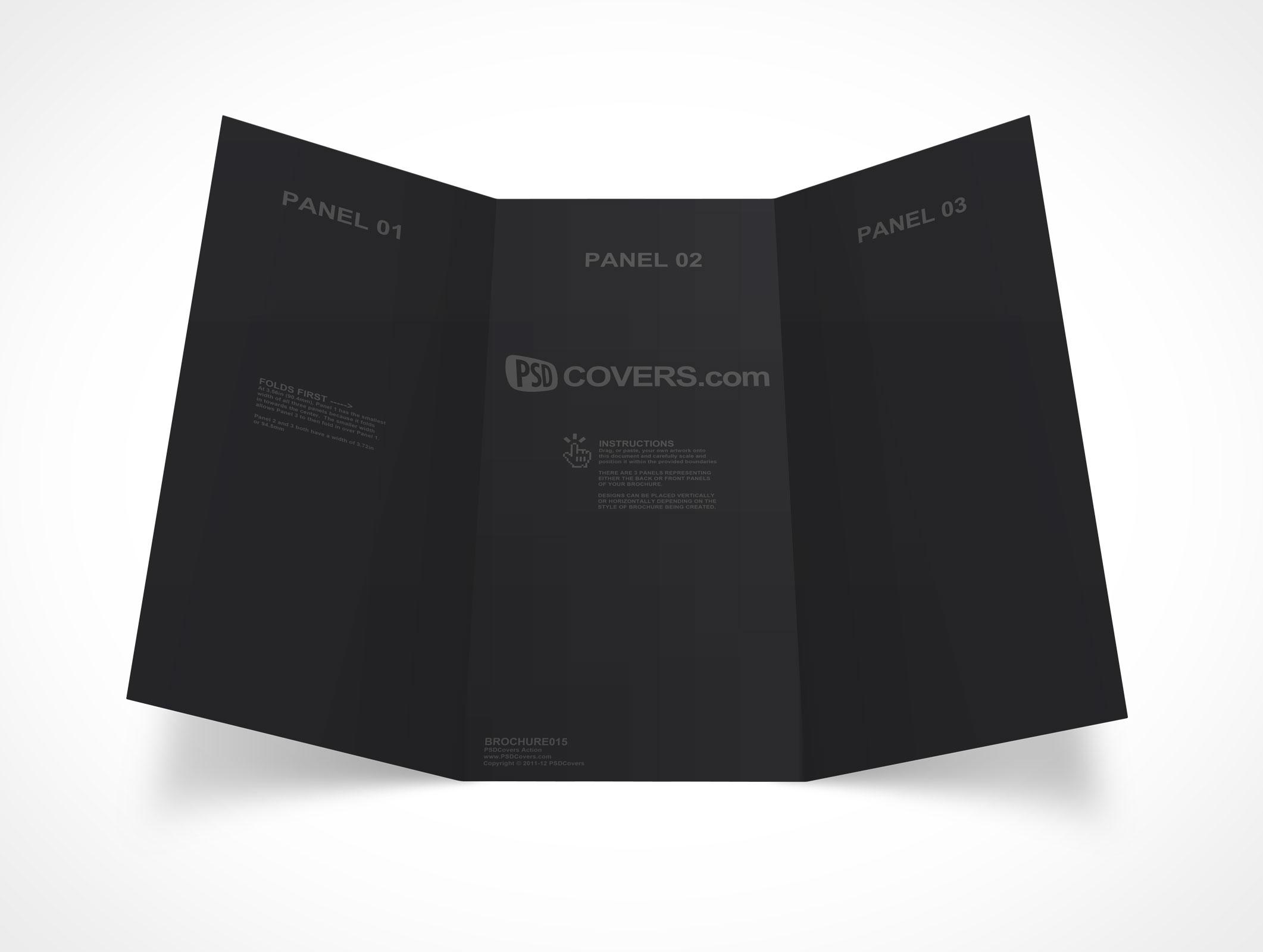 3 page brochure