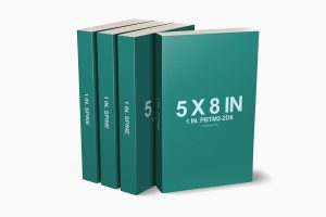 psd mockups softcover paperback book