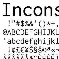fonts-in-progress