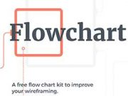 free-flowchart-wireframing-kit