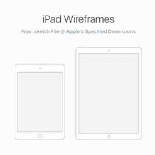 ipad-wireframes-for-sketch