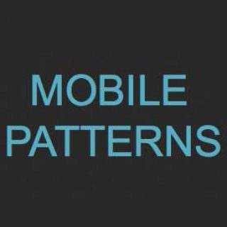 mobile-patterns