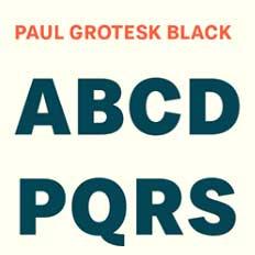 paul-grotesk-black