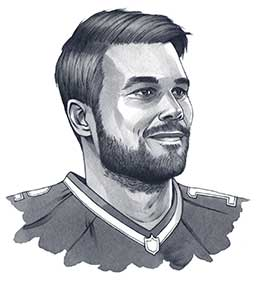 tom-brady-watercolor-hedcut