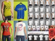 20+ T-Shirt PSD Mockup Templates (With Photorealistic Results)