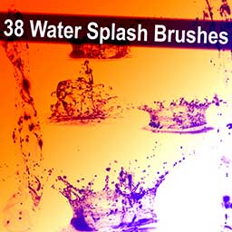 38_water_splash_brushes