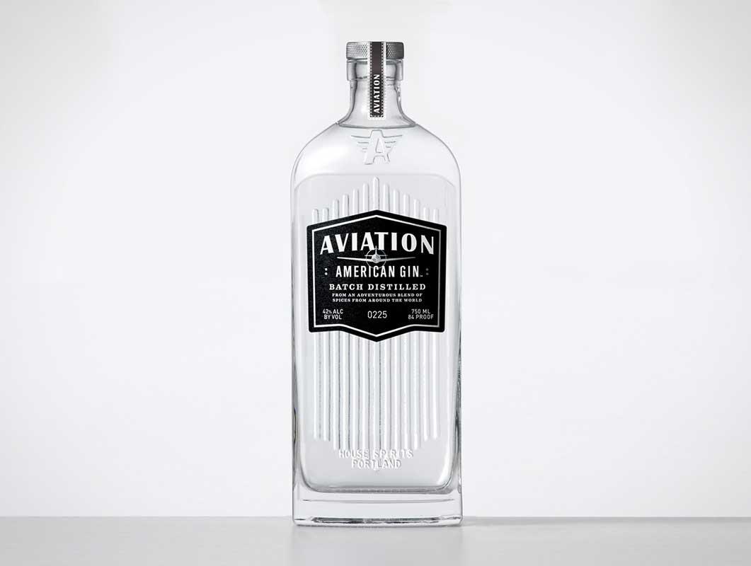 Aviation American Gin Batch Distilled