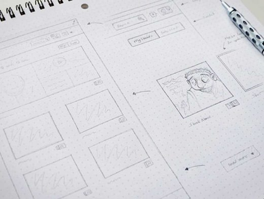 Best Resources For Sketching Grid-Based Wireframes