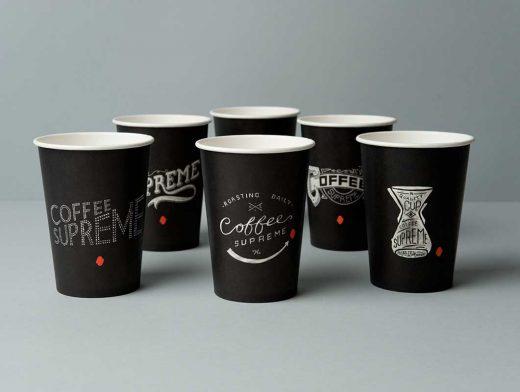 Coffee Supreme Packaging