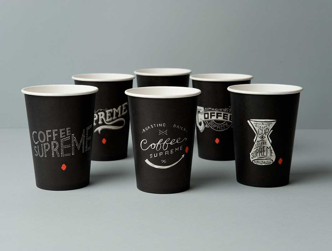 Coffee Supreme Packaging