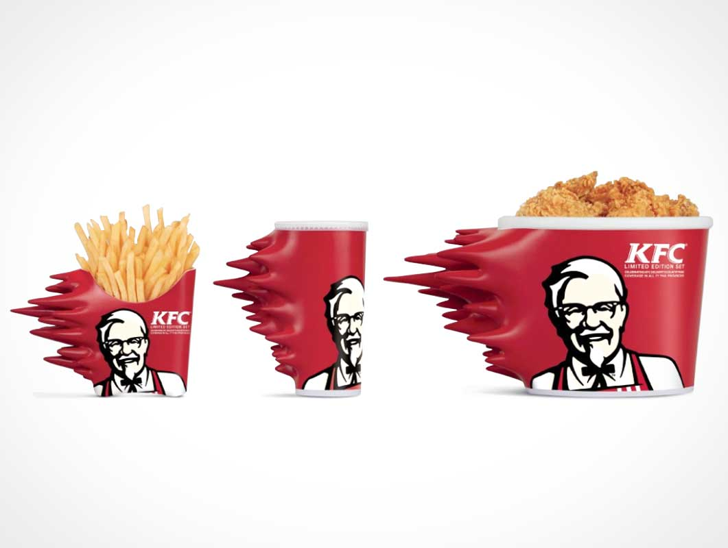 KFC: Speed Packaging
