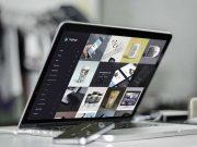 Macbook Pro Retina Free PSD Mockups Template