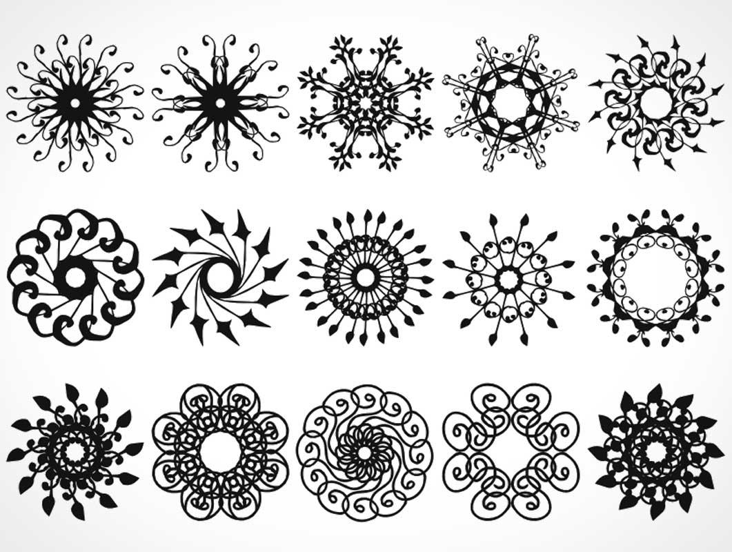 Rosette110621 font