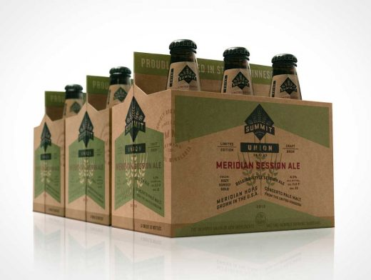 Summit Brewing Companys New Packaging Design