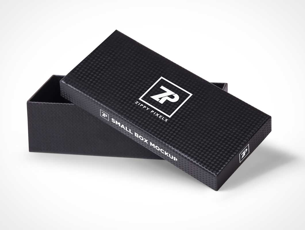 Small Rectangular Box Psd Mockup Psd Mockups