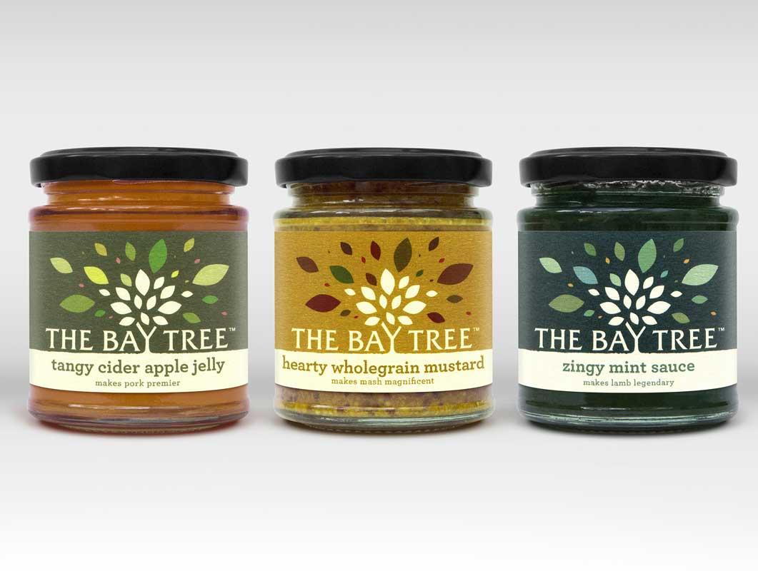 the bay tree foods packaging