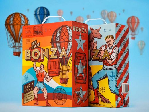the great bonza packaging case