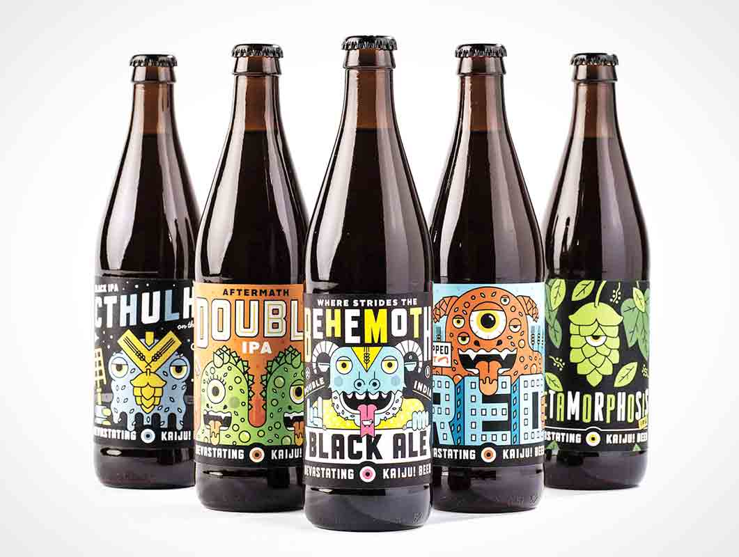 10 Award-Winning Beer Packaging Designs