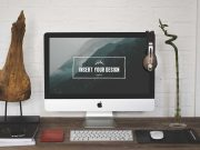 2 Hip Desktop PSD Mockups