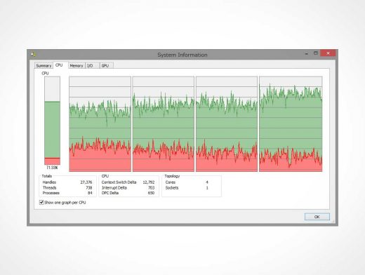 ChilloutJS Reduce CPU usage in JavaScript