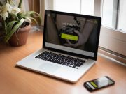 Motorola G PSD MockUp and Macbook Pro Scene