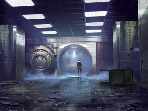 The Vault by Eytan Zana