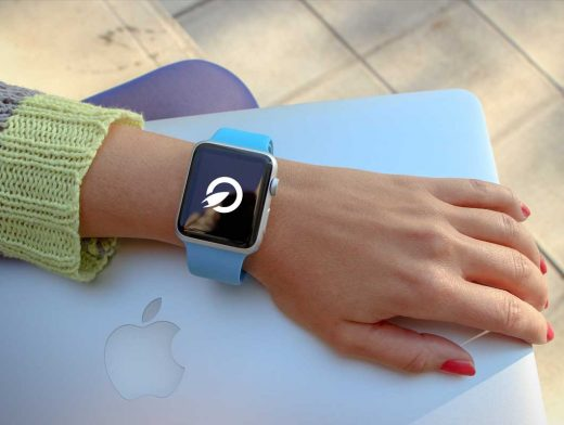 Apple Watch PSD Mockup Product Shot Collection