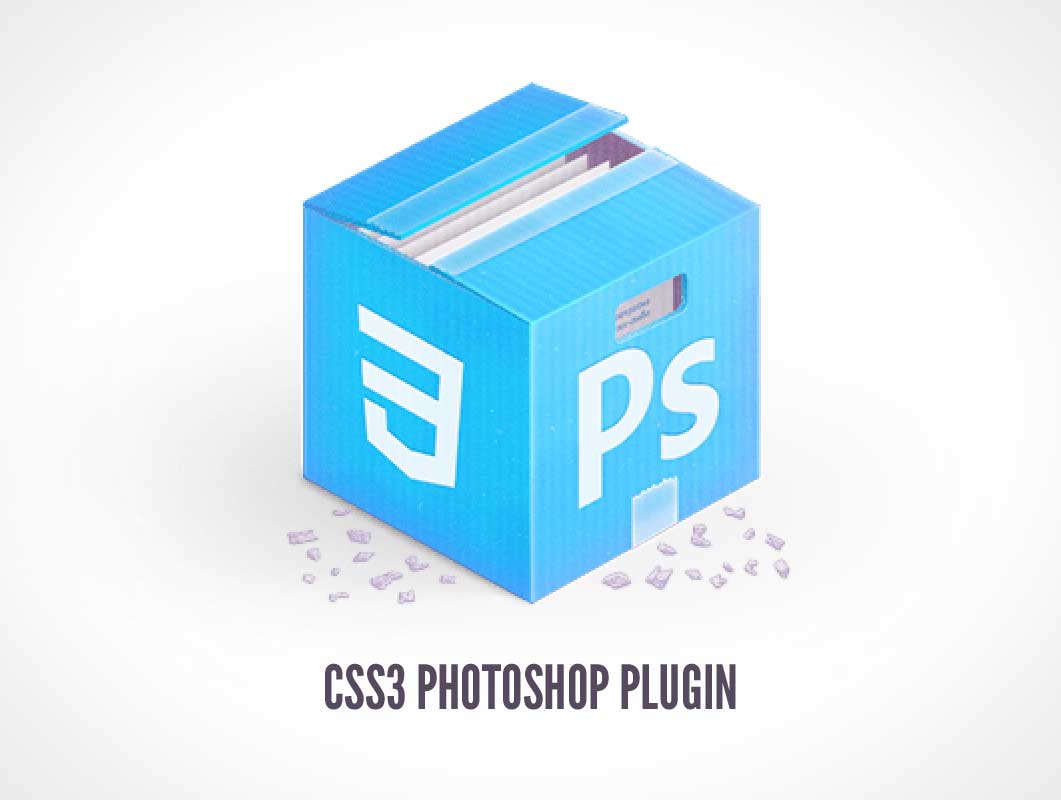 CSS3Ps: Photoshop Plugin That Converts Your Layers to CSS3
