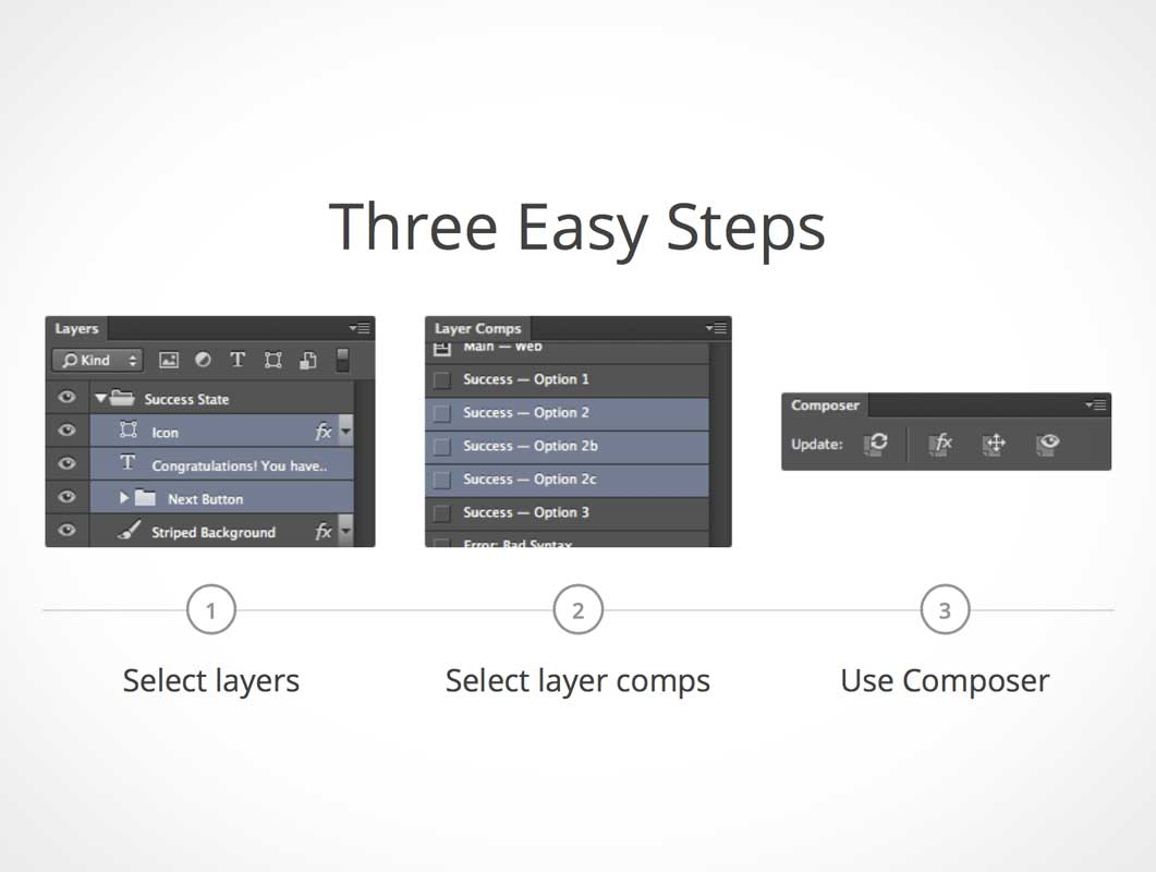 Composer: Update Multiple Layer Comps With One Click