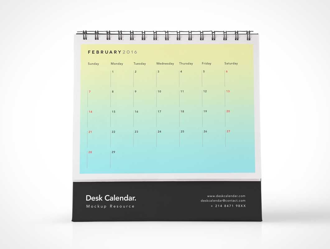 Corporate Wall Calendar Design Templates