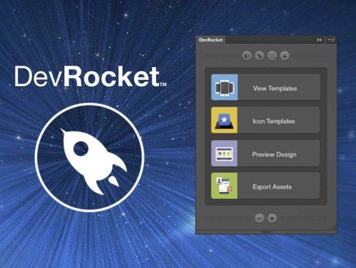DevRocket : Speed up your entire iOS graphic design workflow