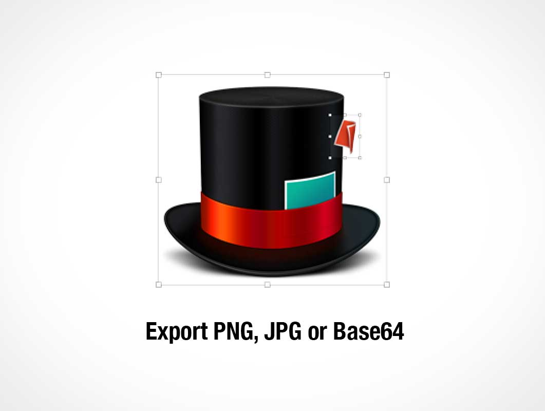 PNG Hat: Instant Image Export From Photoshop