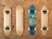 Skateboards PSD Mockup