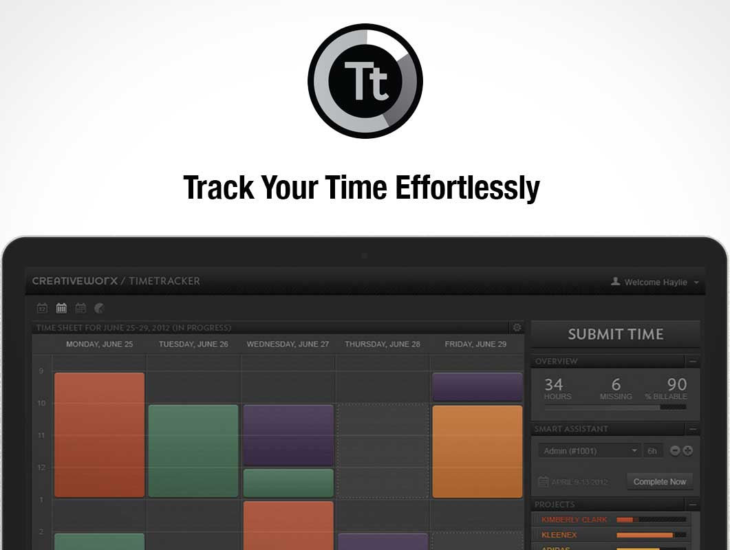 TimeTracker: Track Your Time Effortlessly