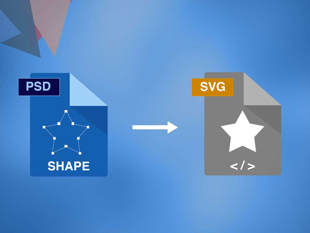 Export Vector Path Shape Layers from PS to SVG