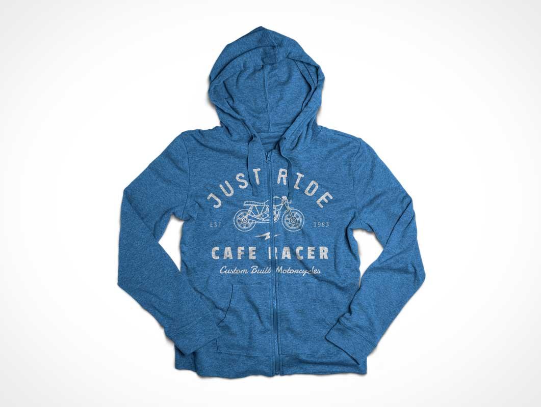 Hoodie Sweater Shirt PSD Mockup
